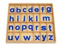 子供事前モンテッソーリおもちゃ活動レターボックス赤ちゃん教育ブロックのおもちゃビルディングブロック赤ちゃんギフトおもちゃ