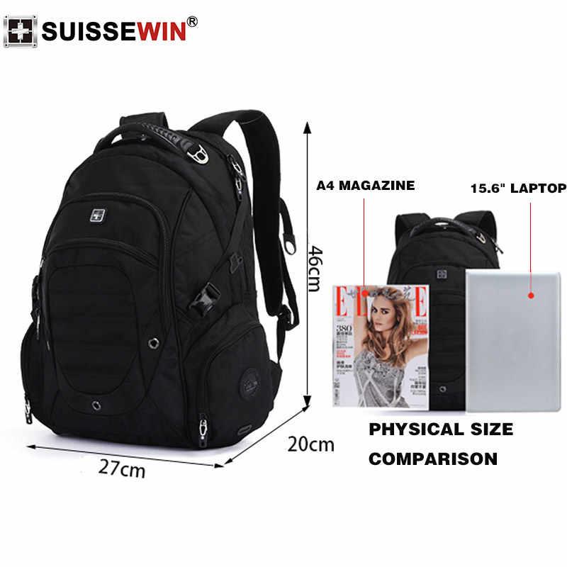 c1f5f5211163 2019 crossten waterproof 15.6 inch laptop backpack leisure school ...