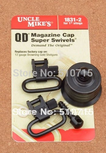 Hunting Shooting Gun Gun Sling Qd Swivels 12 Gauge Browning Shotguns Cap 1831-2 Rbo M5223
