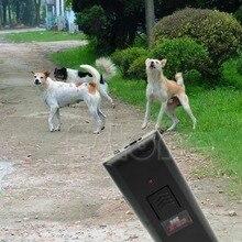 Агрессивный Собак Pet Отпугиватель ультразвуковой Anti-Барк Лай Пробка Сдерживания Train-S127