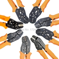 Free Shippping Ratchet Terminal Line Pressing Pliers Crimping Pliers SN 02C 24 14 AWG