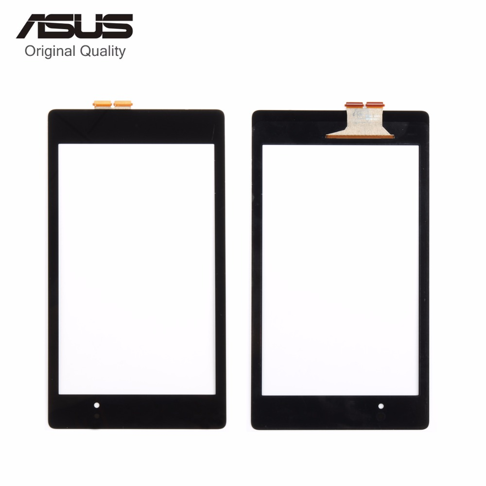 Touchscreen For Asus Google Nexus 7 ME571 FHD 2nd 2013 K008 Touch Screen Digitizer Glass Lens Replacement For ME571K ME571 Black
