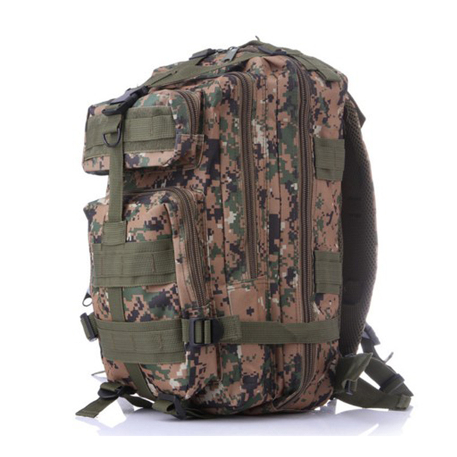 Армия Рюкзак Молл военная сумка Походы Камуфляж Bagpack Мужчины Женщины Путешествия mochilas мужской