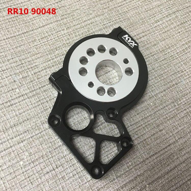 Supports de fixation de moteur en alliage de CNC pour pièces de mise à niveau de voiture sur chenilles Axial C RR10 RC 1/10