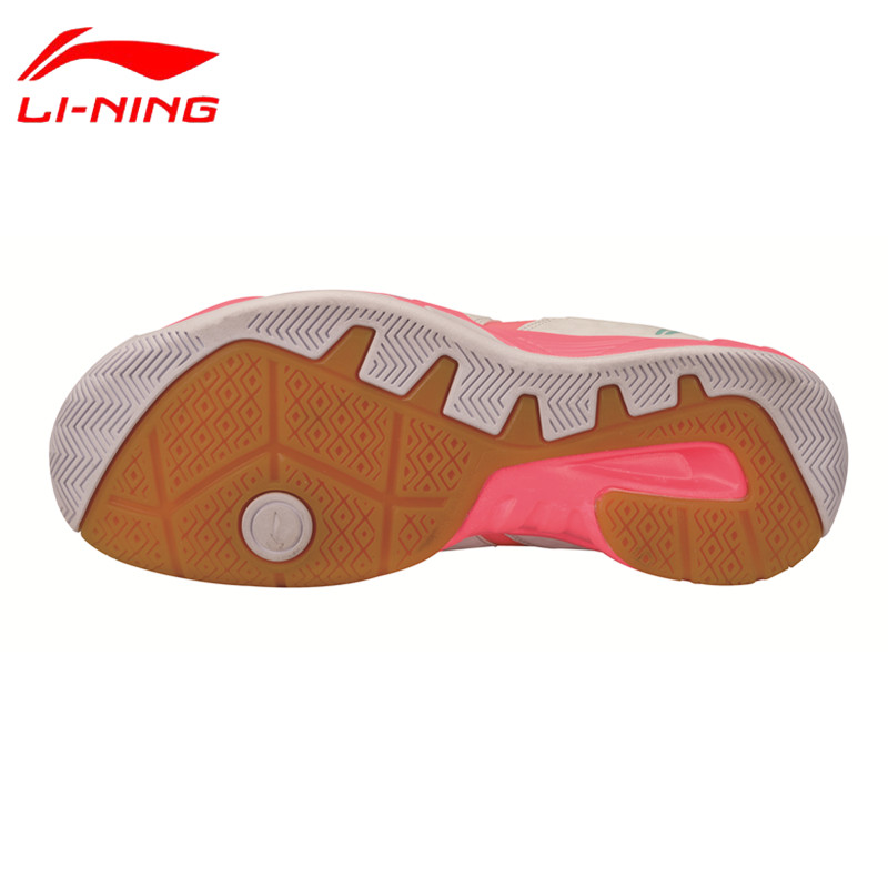 Li-Ning 2017 NEW Womens Badminton Training Shoes Breathable Anti-slip LiNing Ladies Sports Shoes Sneakers AYTM072/068 L713