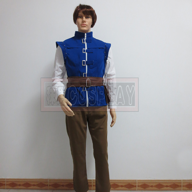 Tangled Cosplay Rapunzel Flynn Rider Cosplay Costume