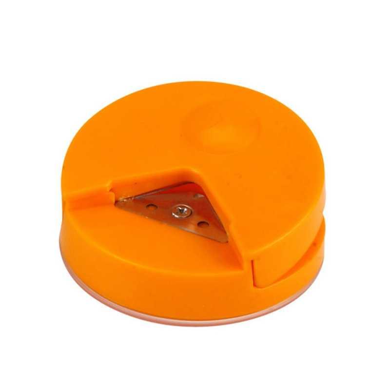 DIY Мини R4 карточка для резки бумаги угловая Машина круглый Пробивной инструмент Скрапбукинг резак для дома DIY тиснение штампы инструменты