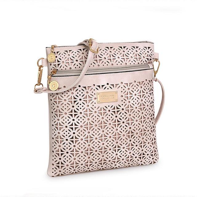 Women's Hollow Handbag Small  Shoulder Bags Tote Purse Messenger Hobo Satchel Cross Body Bag Hot #40