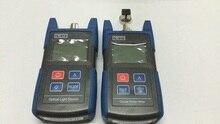 FTTH Оптический Мультиметр TL510A Измеритель Оптической Мощности + TL512 1310/1550nm Оптический Источник Света Лазерный Источник