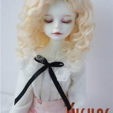 JD039 MSD прекрасный кудрявый кукольный парик 1/4 мохер BJD парики Jerryberry кукла аксессуары Смола Кукла Коллекция кукольные парики