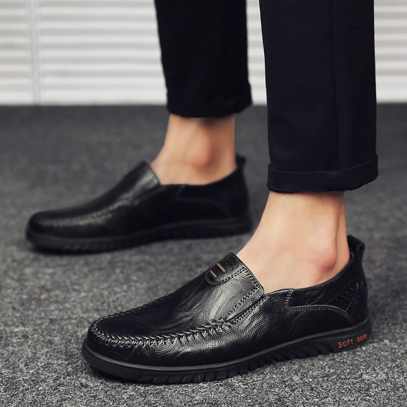 HTB1yutTaIrrK1RjSspaq6AREXXa2 Genuine Leather Men Casual Shoes Luxury Brand Designer Mens Loafers Moccasins Breathable Slip on Driving Shoes Plus Size 37-47