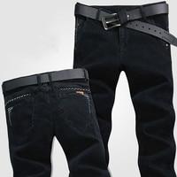 Lguc H 2018 New Autumn And Winter Men Skinny Jeans Men Black Slim Jeans Cotton 98