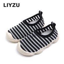 Children's Soft-soled Casual Shoes 2019 Spring New Boys Girls Baby Sneakers  Kids Knitted Breathable Non-slip Sports Shoes Tide children breathable sneakers boys girls fashion student sports shoes wild non slip casual running shoes tide 2019 spring new