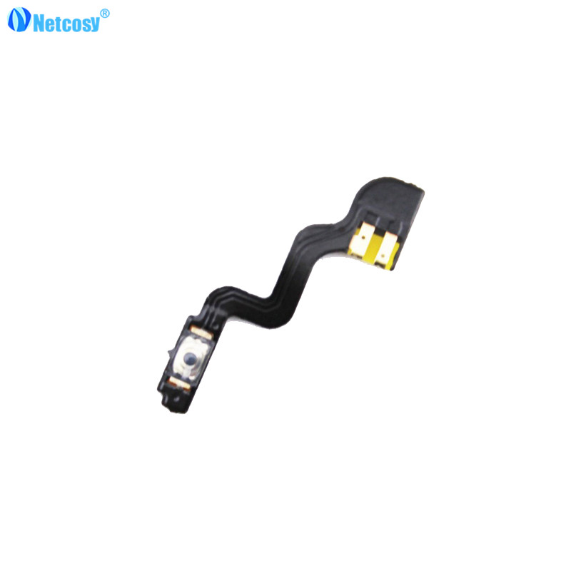 Netcosy For Oneplus1 Power Switch on/off Button Connector Flex Cable Ribbon For oneplus one Replacement Part Repair Parts