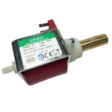 лучшая цена Mobile air conditioning high pressure electromagnetic pump water pump voltage 220-240V-50Hz power 53W