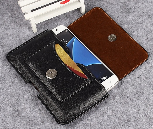 Belt Clip Mobile Phone Leather Case For Nokia 8 Sirocco,Oukitel U18,For LG V30s Thinq,For Xiaomi Redmi Note 5 Pro,Meizu M6s