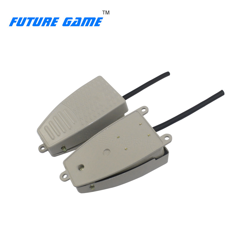 cheap on off electric momentary foot pedal switch for arcade racing game machine etc replacement parts accessories aliexpress www aliexpress com