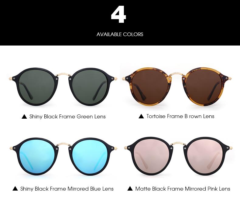 Chicago - Jim Halo Sunglasses