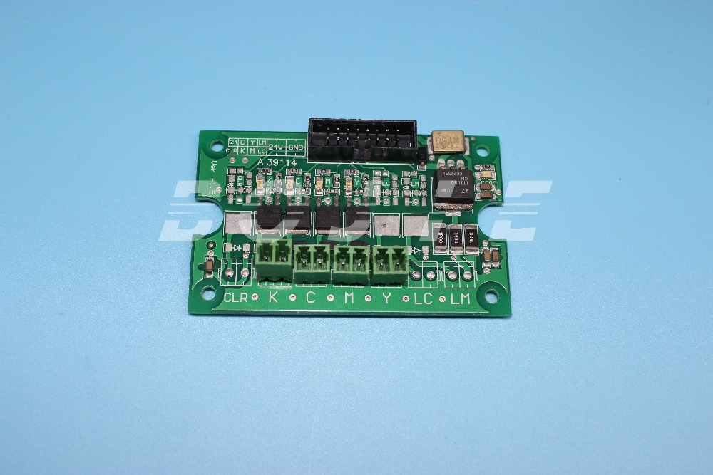 Ink supply board for Gongzheng 3216DP solvent printer skywalker power supply board for gongzheng 3212ak printer