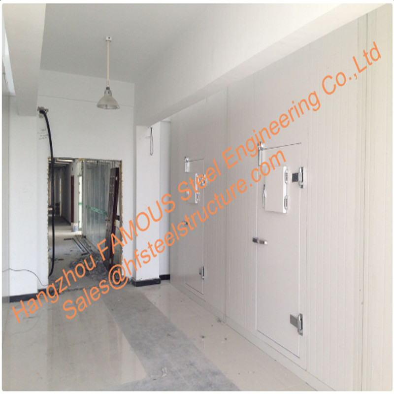 Commercial Industrial Deep Freezer Room Freezing Cold Room For Seafood