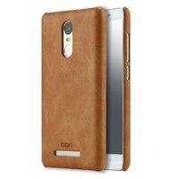 Redmi Note 3 Pro Case Leather Back Cover Mofi Original Xiaomi Redmi Note3 Fundas Prime Xiomi