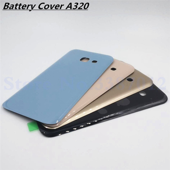 For Samsung Galaxy A3 2017 Battery Door Housing Cover Case For Samsung A320 A320F Battery Cover Replacement Parts image