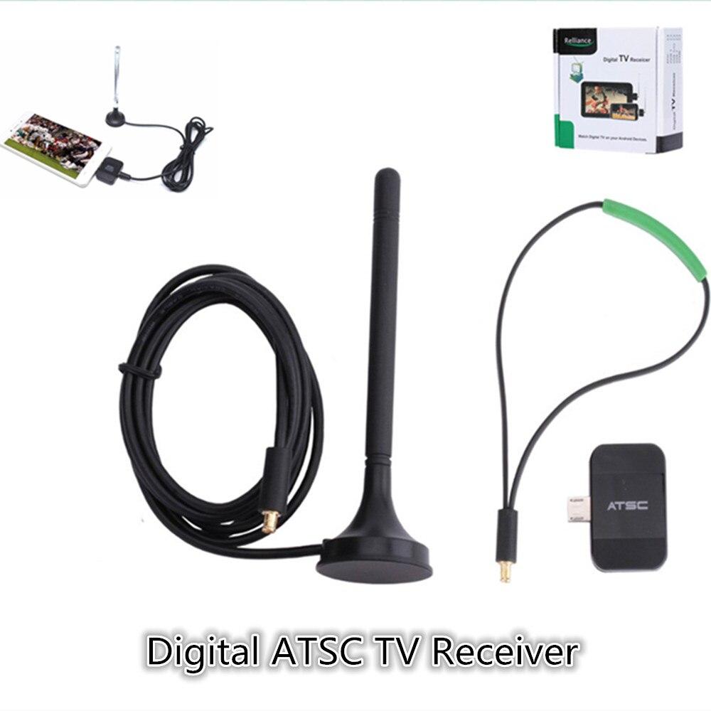 USA Canada Mexico FTA Digital Terrestrial ATSC Android Dongle TV Tuner Receiver