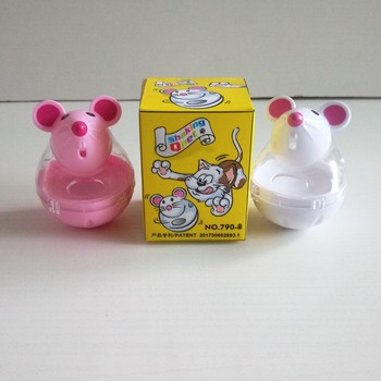 Mice Shaped Cat Feeder 2