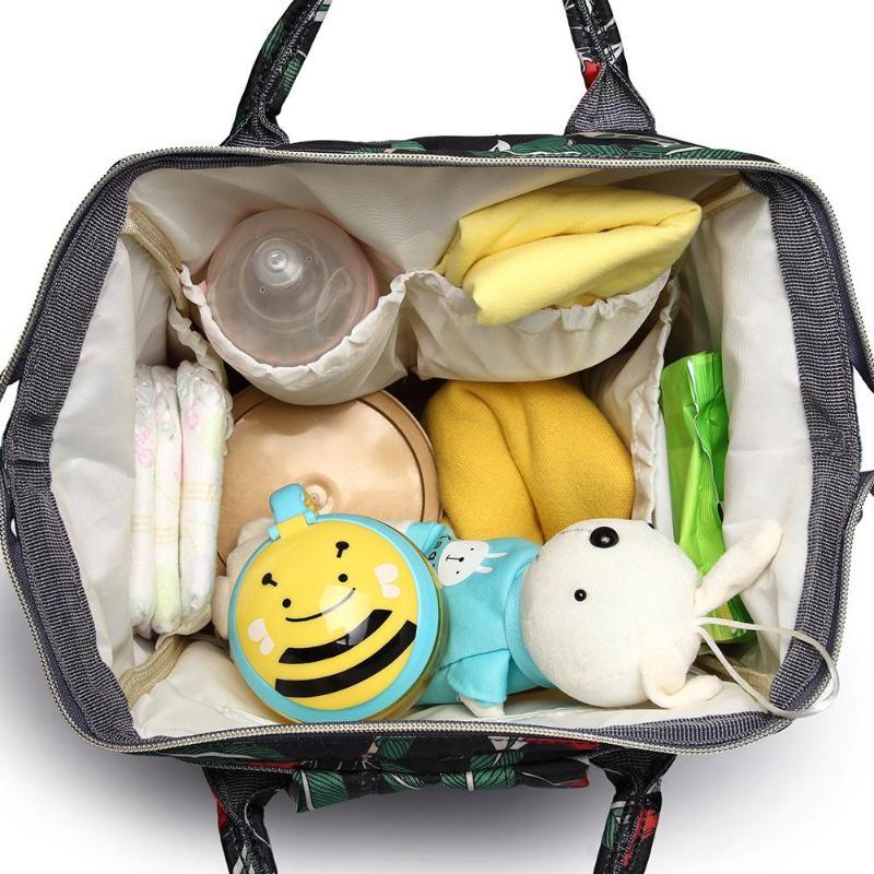 Zaino Passeggino Borsa Cura Della Maternità Mummia Blu Strumento Bambino Da Grande Di Viaggio Sacchetto Pannolino Progettista verde Del xBBqIv0
