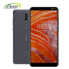 "NOKIA 3.1 Plus SmartPhone 6.0"" HD+ Helio P22 Octa-core 3GB+32GB Dual SIM Card Slot 3500mAh Android 8.1 4G Mobile Phone(China)"