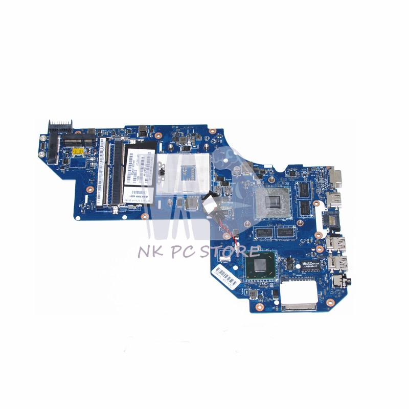 ФОТО QCL50 LA-8711P 698399-501 698399-001 For HP Envy M6 M6-1000 Laptop motheroard / Main Board HD 7670M 2GB GPU