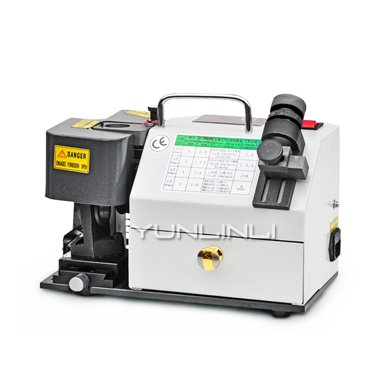 Milling Cutter Sharpening Machine 3-13mm End Mill Sharpener,Mill Cutter Grinding Machine GD-313 Мельница