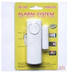 1 pçs sensor magnético sem fio casa janela porta entrada anti ladrão sistema de alarme segurança