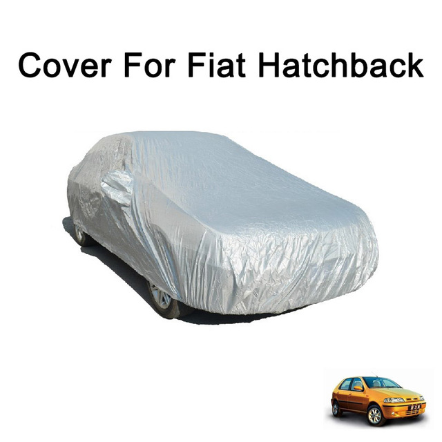 Car Cover Fit For Fiat Palio 500 panda Hatchback Waterpoof Covers auto accessories
