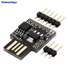 Digispark compatibile bordo di sviluppo, Mini ATtiny85 USB. Rivestimento in oro.(China)