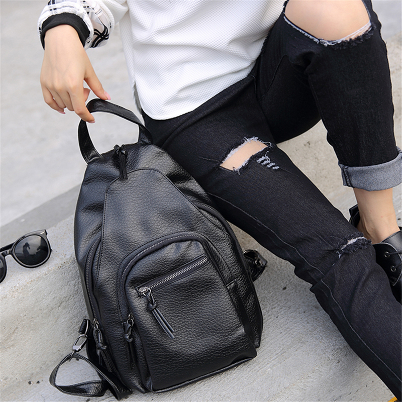 кожаные рюкзаки фото