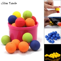 ISHOWTIENDA 100Pcs Bullet Balls Rounds Compatible For Nerf Rival Apollo Antistress Toy Anti Stress Ball Squeeze