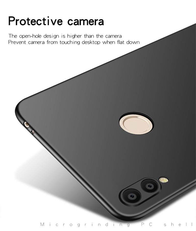 Image 5 - Huawei Honor View 20 Case Silm Luxury Ultra Thin Smooth Hard PC Phone Case For Huawei Honor View 20 Cover For Huawei Honor V20-in Fitted Cases from Cellphones & Telecommunications
