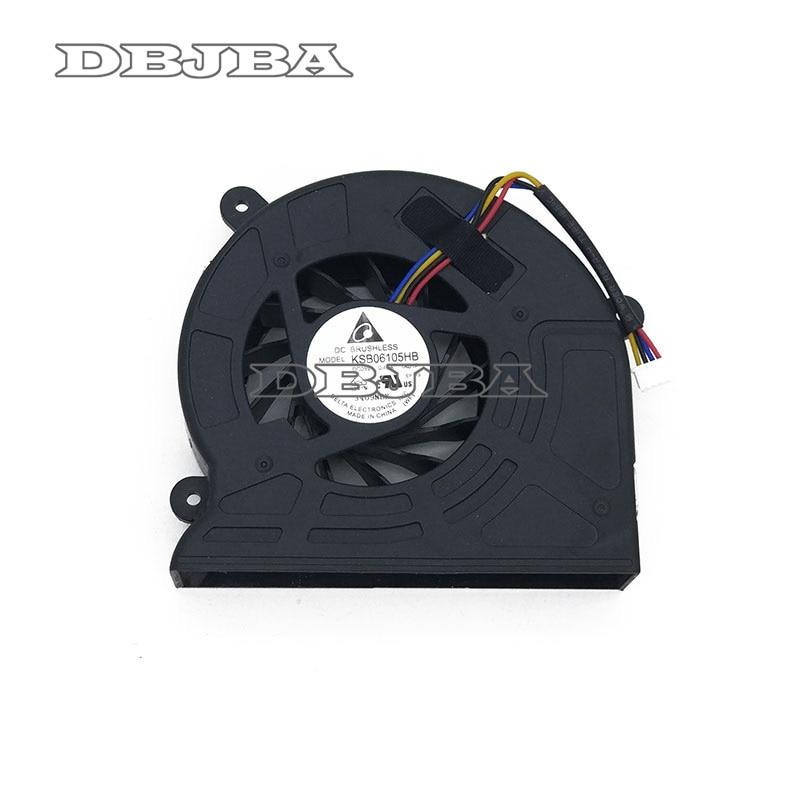 Laptop CPU fan cooling fan for ASUS G73 G73JH G53 G53SW G53SX G73J G73S G53JW2 notebook fan 9H32 KSB06105HB AD1P