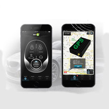 ENKLOV Mobile Phone APP GPS Tracker  Car GSM / GPS Locator Tracker Vibration SOS Alarm Monitoring Waterproof GPS Tracker