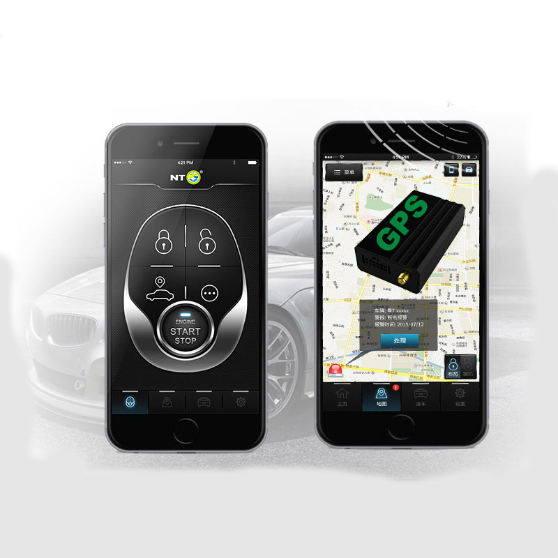 ENKLOV Mobile Phone APP font b GPS b font Tracker font b Car b font GSM