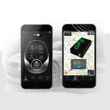 Enklov мобильный телефон приложение GPS трекер автомобиль GSM/GPS трекер вибрации SOS Централизованный мониторинг Водонепроницаемый GPS трекер