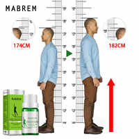 Herbal Height Increasing Conditioning Essential Oil Tea Body Grow Oil Taller Soothing Foot Health Care Promot Bone Growth TSLM1