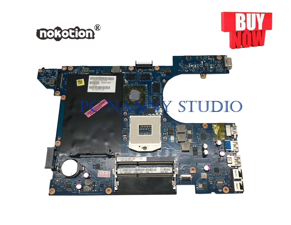PANANNY 06D5DG 6D5DG for Dell Inspiron 15R 5520 Intel Motherboard Mainboard LA-8241P HM77 DDR3 <font><b>HD</b></font> <font><b>7670M</b></font> 1GB tested image