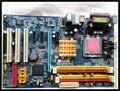 Envío gratis utilizado gigabyte 945pl-s3 945 atx placa base soporta 45nm con deflector