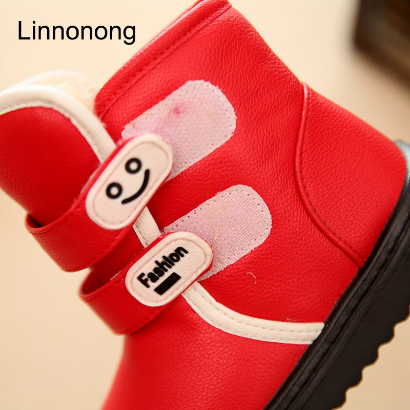 Winter-Kids-Plush-Snow-Boots-Children-Boys-Girls-Fashion-Boots-Antislip-High-Thick-Waterproof-Shoes-White-Black-Red-Child-Boots-4