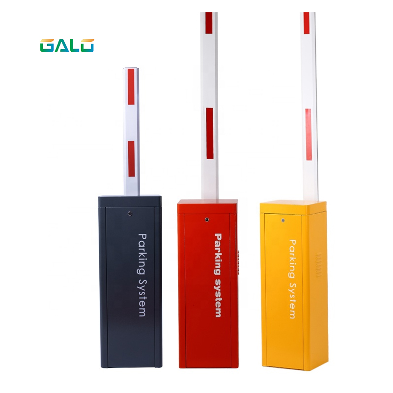 Low Cost Economical Barrier Gate Remote Control AC Motor Barrier