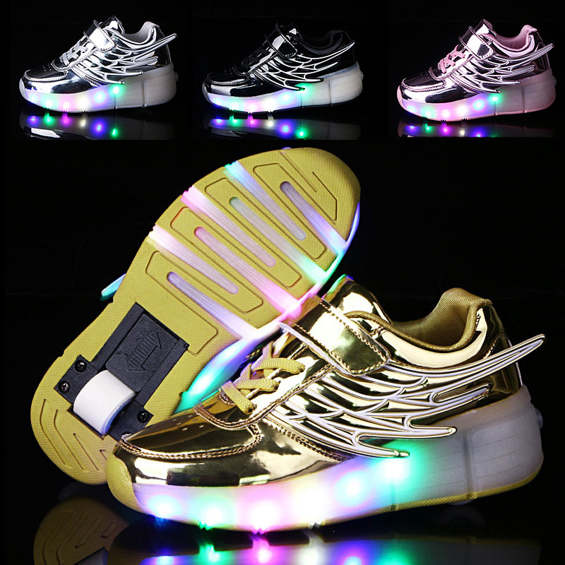 HOT-2017-New-Arrived-Children-shoes-Girls-Boys-Wing-Led-Light-Sneakers-Shoes-With-Kids-Shoes-5