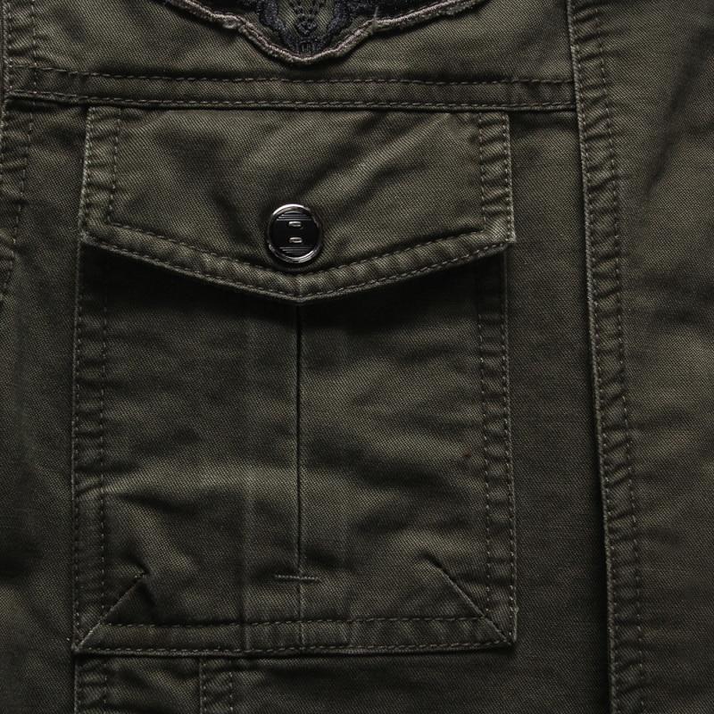 Moška jakna velike velikosti plus velikost 6XL vojaški stroški - Moška oblačila - Fotografija 6