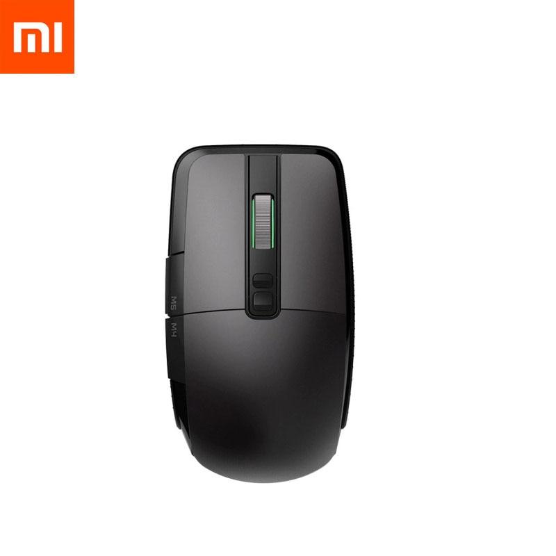 Проводная/Беспроводная игровая мышь Xiaomi 2,4 ГГц, 7200 точек/дюйм, 6 кнопок для видеоигр, настольного компьютера, ноутбука, Windows, поддержка MacOS Windows|Мыши|   | АлиЭкспресс
